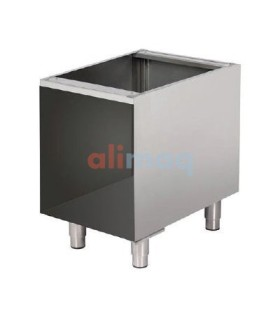 Mueble soporte con puertas 400x610x630h mm D712