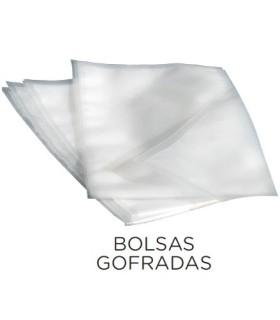 Paquete 100 uds Bolsas de Vacío Gofradas 250x350 VACIO36