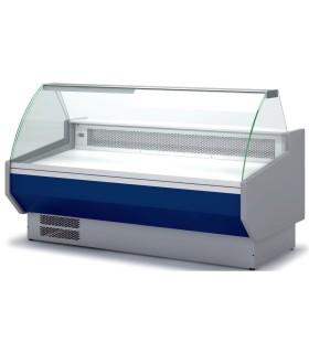 Vitrina Refrigerada sin reserva Cristal Curvo de 1525 mm VEDS-10-15-C