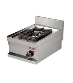 Cocina a gas sobremesa 1 fuego 6kw 400x600x265h mm GS604