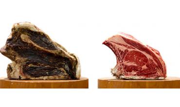 Qué es la maduración de carne?